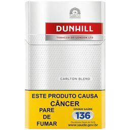 Carteira de Cigarro Dunhill Carlton Blen