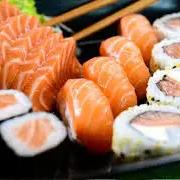 Combo de salmão