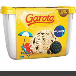 SORVETE NEGRESCO GAROTO DE 1,5 LT