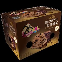 Pote Brownie Trufado 1,5L