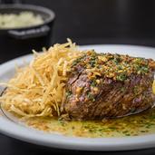 Steak Oswaldo Aranha