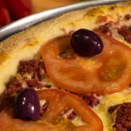 Pizza Toscana - Brotinho 25cm