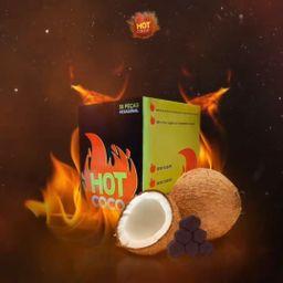 Carvão Hot Coco 1kg