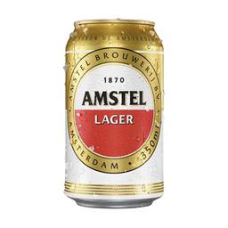 Amstel Lata 350ml