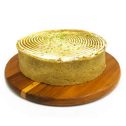 Fatia torta limão light