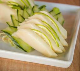 Sashimi de Peixe Branco - 6 Peças