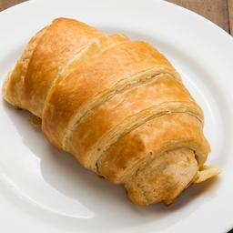 Croissant queijo com presunto