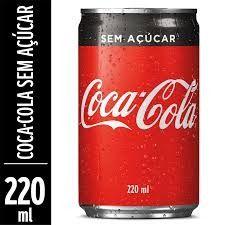 Coca zero 220 ml