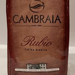 Café Cambraia Rubio