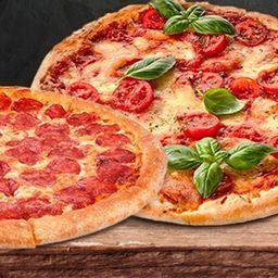 Combo Pizza Gigante e Kuat 2L