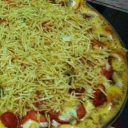 Pizza de Cachorro Quente - 12 Fatias