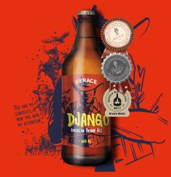 Django - american brown ale - 500 ml