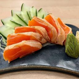 Sashimi Salmão Selado
