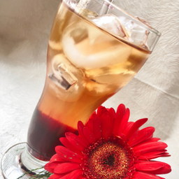 Chá Gelado de Framboesa - 300ml