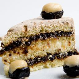 Ameixa - fatia | torta dalena