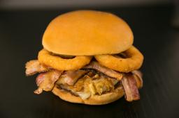 Burguer Crispy Onion Bacon