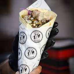 Kebab Carne de Jaca Vegano