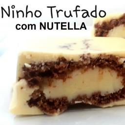 Pão de Mel de Ninho Trufado com Nutella - 1 Unidade