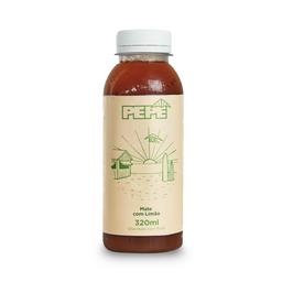 Mate Orgânico com Limão 320 ml