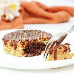 Mini-Torta de Cookie com Brigadeiro-120g