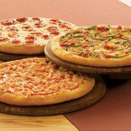 3 Pizzas Grandes