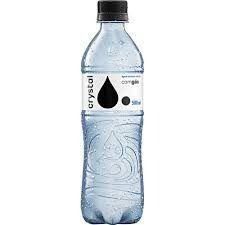 Água Cristal com Gás 500ml