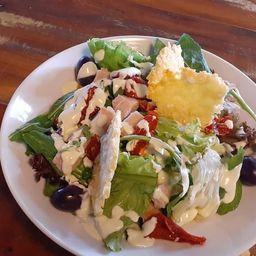 Salada de Peito Peru