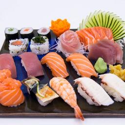 Sushi e Sashimi, Shimeji e Hot Roll