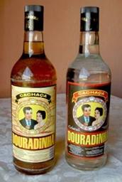 Cachaça Douradinha Prata 960 ml