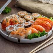 Sushi por 1$ - 20 Peças