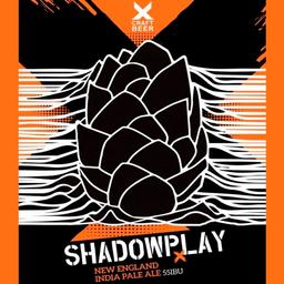 X craft beer shadowplay growler 1 litro