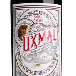 Uxmal Syrah Malbec - Argentino