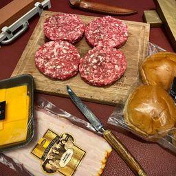 Kit 4 Burger + Bacon