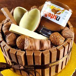 Bolo gourmet Chocolapp Supremo