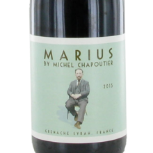 Marius Rouge Syrah / Grenache (FRA) 750ml