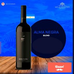 Vinho Alma Negra Blend 750ml.