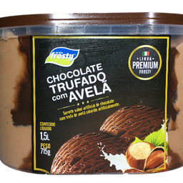 Chocolate Trufado com Avelã