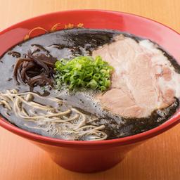 Black Tonkotsu / 黒豚骨ラーメン