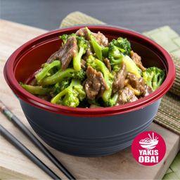 Yakisoba Carne C/ Brócolis
