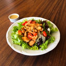 Salada Honey Mustard com Frango