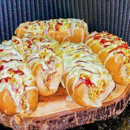 Combo Família Hot Dog