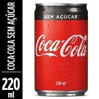 Coca-cola Mini Zero 220ml