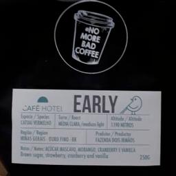 Cafe Hotel Early Bird - Moido