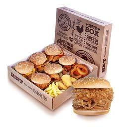 Super Box 6 Sandubas