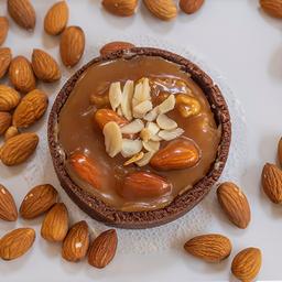 Torta de Caramelo e Nuts - 125g