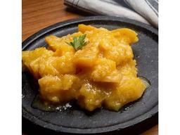 Mandioca Cozida na Manteiga de Garrafa - 250g