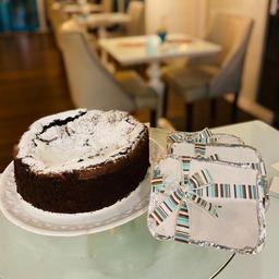Mini Gateau de Chocolate