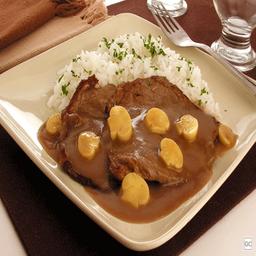 Carne ao Molho Madeira