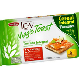 Torrada Integral Magic Toast 130g
