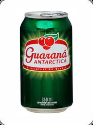 Guaraná antárctica 350ml lata